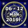 Гороскоп азарта на неделю - с 06 по 12 мая 2019г