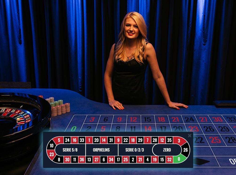 в онлайн казино живую